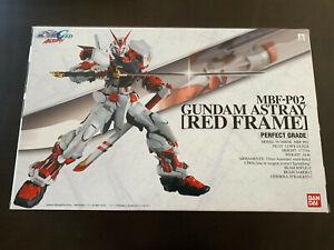 MBF-P02 GUNDAM ASTRAY RED FRAME GUNPLA PG 1/60