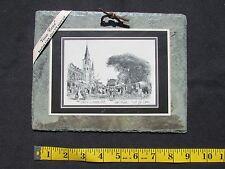 1800's Antique Roofing Slate - Vieux Carre New Orleans, LA- French Quarter