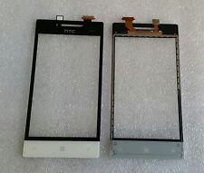Vetro TOUCH TOUCHSCREEN DIGITIZER LENS VETRO BIANCO PER HTC Windows Phone 8s