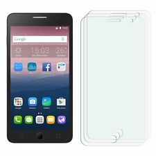2 Clear LCD Screen Protector Film Foil For Alcatel One Touch Pop Star 5022D