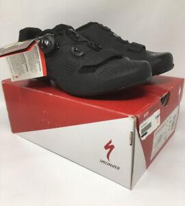 SPECIALIZED Expert Road FACT Carbon EU 41 US 8 UK 7 Black Shoes MSRP $200
