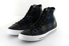 Converse CT AS Hi Woolrich Black Blue Grey Green Limited Edition Gr. 42,5 / 43,5