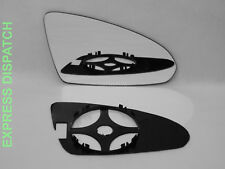 Right Wing Mirror Glass For NISSAN PRIMERA 2001-2008 Convex + Back plate /JN011