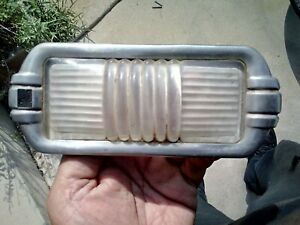 1937 - 1950 DODGE DESOTO PLYMOUTH CHRYSLER DOME LIGHT COVER