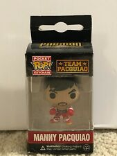 Funko Pocket Pop Keychain Team Manny Pacquiao sdcc comic con boxing