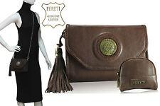 Tasche Geldbörse Leder Löwe Geldbörse S Braun Tasche Handtasche Umhängetaschen