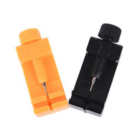 Plastic Watch Band Strap Bracelet Link Pin Remover Adjustable Repair Tool Kit AU