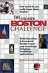The Greater Boston Challenge : Trivia Questions and Crossword Puzzles to Test...