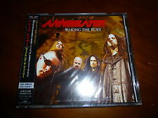 Annihilator / Waking The Fury JAPAN+1 1ST PRESS NEW!!!!!!!! C4