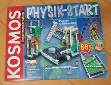 KOSMOS Physik Start - Lernspielzeug Baukasten - Experimentierkasten ab 8 Jahren
