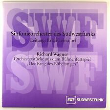 "12"" LP - Südwestfunk Baden Baden - Richard Wagner - #C2457 - washed & cleaned"