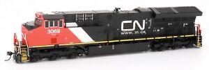 InterMountain HO 497102(S) Canadian National EF-644T Tier 4  Locomotive