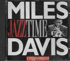 Miles Davis ‎– Miles Davis ‎– Jazz Time CD Album 1992