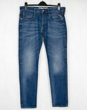 REPLAY BLUE JEANS HOSEJEANS ANBASS SLIM  W34 L32