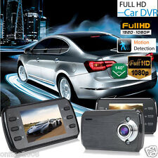 "2.4"" Full HD 1080P Car DVR Vehicle Video Camera Recorder Dash Cam Night"