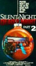 Silent Night, Deadly Night - Pt. 2 (VHS, 1997) *NEW VHS TAPE*
