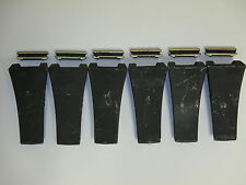 TF23D 6 Pack Dirt Teeth Bobcat Digging Teeth/Bucket Tooth& 6 TF23P Flex Pins