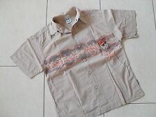 schönes kurzes Hemd, Jungenhemd, Sommerhemd, Gr. 134, Gr.140, C&A