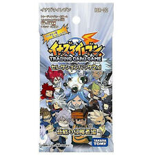TAKARA TOMY INAZUMA ELEVEN IER-02 TRADING CARD GAME TCG BOX (24 PACK) 120CARDS