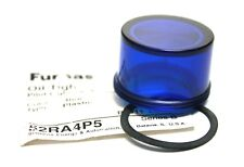 52RA4P5 Siemens Furnas Electric Co Pilot Light Blue Lens for 52PA4DN Oil Tight