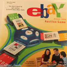 Ebay Electronic Talking Auction Game by Board Games Hasbro