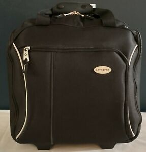 SAMSONITE  ASPIRE  LITE  SOFT  SIDED  ROLLING  OR  CARRY ON  UNDER  SEAT LUGGAGE