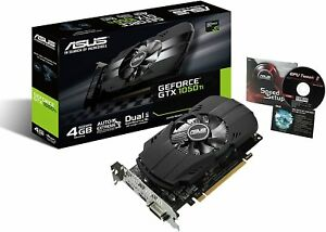 Asus GeForce GTX 1050 Ti 4GB Phoenix Fan Edition PH-GTX1050TI-4G Graphic Card