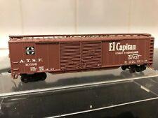 N gauge boxed ATSF EL Capitan 10799 Boxcar Atlas