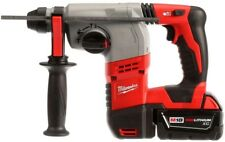 2605-22 MILWAUKEE M18 Lithium-Ion  7/8 in. Cordless SDS-Plus Rotary Hammer Kit