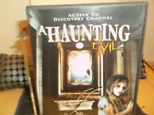 dvd / a haunting- evil / 4 episodes