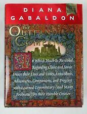 The Outlandish Companion by Diana Gabaldon 1999 Hardcover Dust Jacket