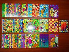 Cartoon Network Cards Complete Set x 99!! Ultra rare!!