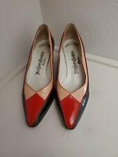 Yves Saint Laurent VintageShoes Sz 7.5 M
