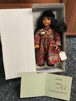 Gaby Jaques Vinyl Puppe 25 cm. Unbespielt mit Ovp. Top Zustand