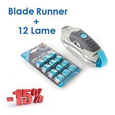 Cutter Blade Runner + 12 lame - cartongesso drywall - Blade Runner +12 blades