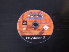 JEU Sony PLAYSTATION 2 PS2 : YU-GI-OH! THE DUELISTS OF THE ROSES (disque seul)