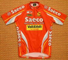 Cannondale - SAECO, vintage cycling Shirt, Adult Large - XL