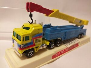 GUISVAL Kenworth Transporte grúa 1/87 ó 1/100 Made in Spain truck in box camion