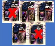 Star Wars Shadows of the Empire Figures