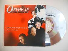 ORPHEON CELESTA : COEUR DE COUCOU [CD SINGLE PORT GRATUIT]