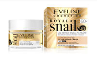 Eveline Cream Ultra-Repair 60+ Day Night Anti-Wrinkle Firms Anti-Age Royal Snail
