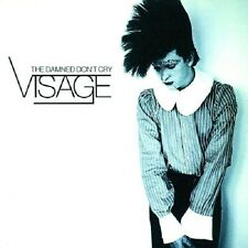 Visage The Damned Don't Cry CD NEW Steve Strange Fade To Grey/Mind Of A Toy/Tar+