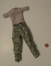 1/6 Soldier Story U.S. ARMY PILOT/AIRCREW loose Shirt & ACU camo Pants