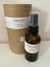 Sun.Day of London - Botanical Loo Mist. Blended Aromatherapy Oils. RRP £19