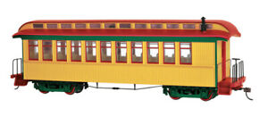 Bachmann-Wood Coach/Observation - Ready to Run - Spectrum(R) -- Painted, Unlette