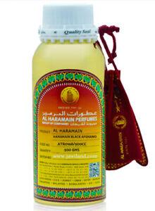 Al Haramain Perfumes Black Afgano Oil 500 gm Afghano