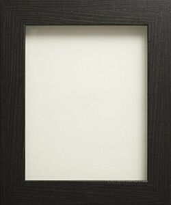 Black Photo Frame Picture Frame Poster Frame Wooden Effect In Various Sizes
