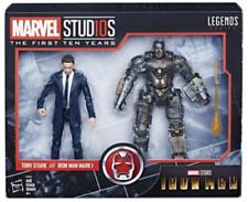 Marvel Studios First Ten Years TONY STARK & IRON MAN MARK I Legends IN BOX