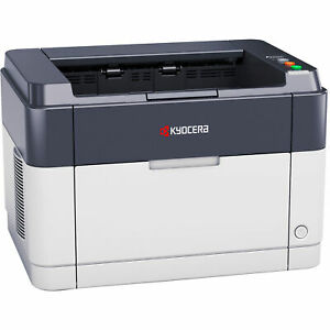 Kyocera FS-1041, Laserdrucker, weiß