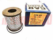 FILTRO DE ACEITE INNOCENTI COUPE SPIDER 950 - 1100 CC - MINI T + COOPER ORIGINAL